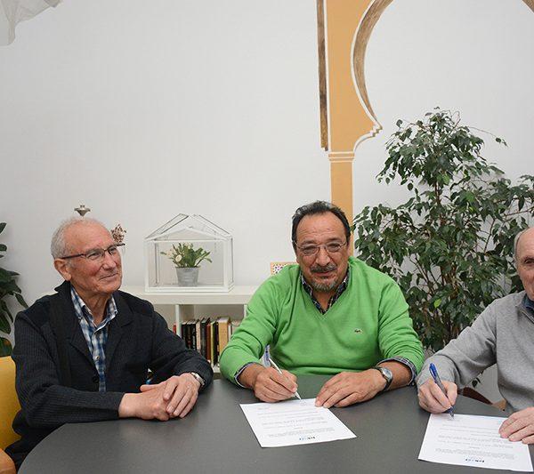 Acuerdo de colaboración de la Federación Coordinadora de Personas con discapacidad física y/u orgánica de Bizkaia (FEKOOR) con la Asociación de Ostomizados de Bizkaia Argia.