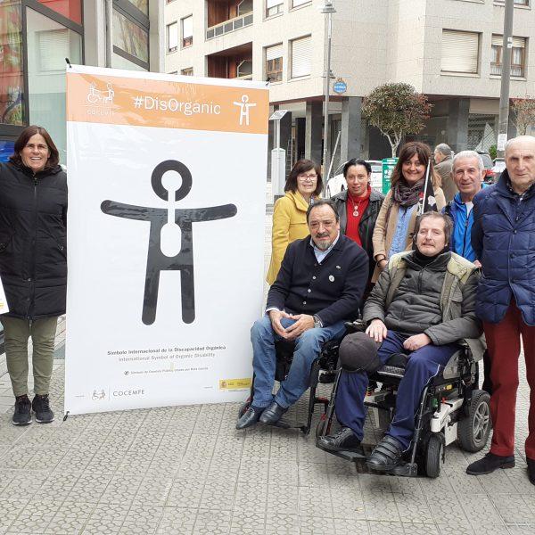 DisOrganic, Símbolo Internacional de la Discapacidad Organica