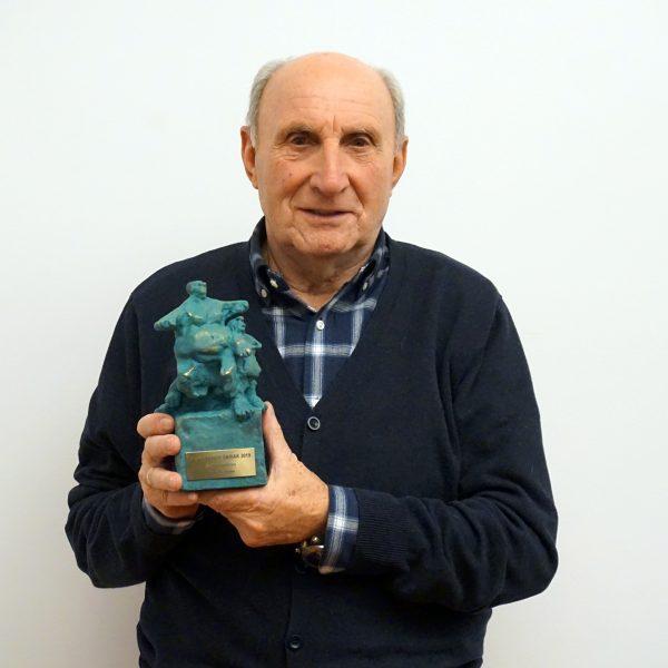 Ostomizados Argia, gana el premio Buber Sariak